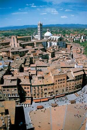 Itálie - Siena