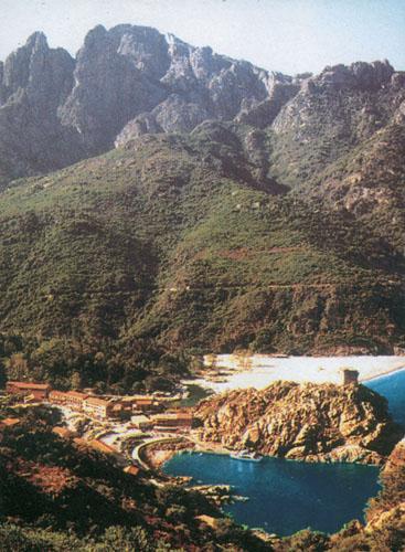 Korsica - Porto