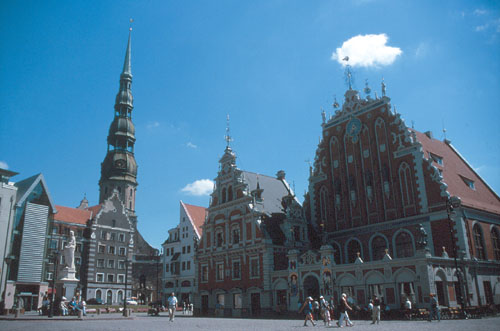 Lotyšsko Riga