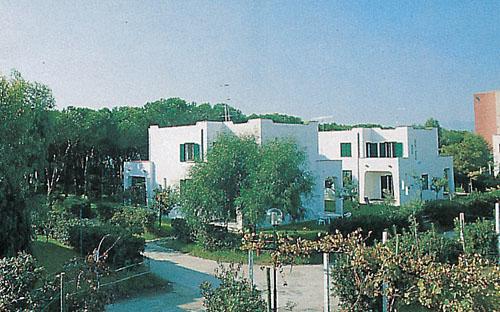 Neapol - vily