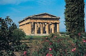 Itálie - Paestum