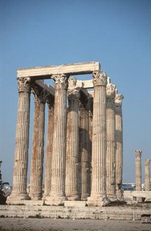 Řecko Atheny 2003