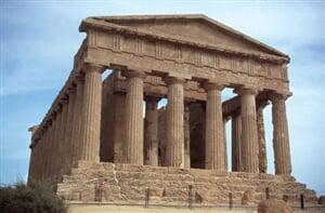 Sicílie Agrigento 2003