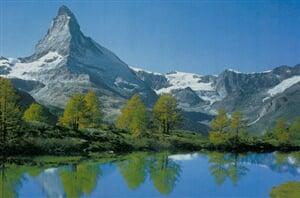 Švýcarsko Matterhorn