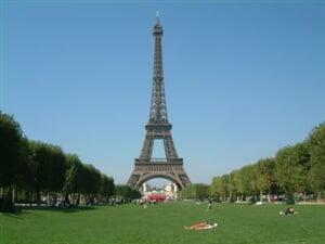 Foto - Eiffelova věž
