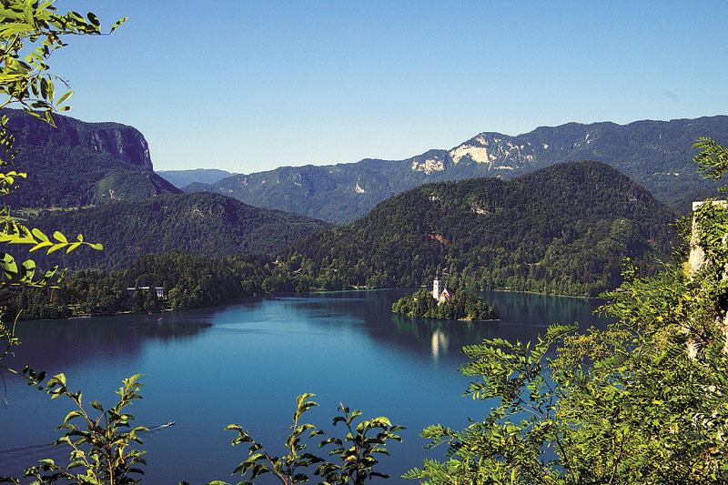 Slovinsko-Bled