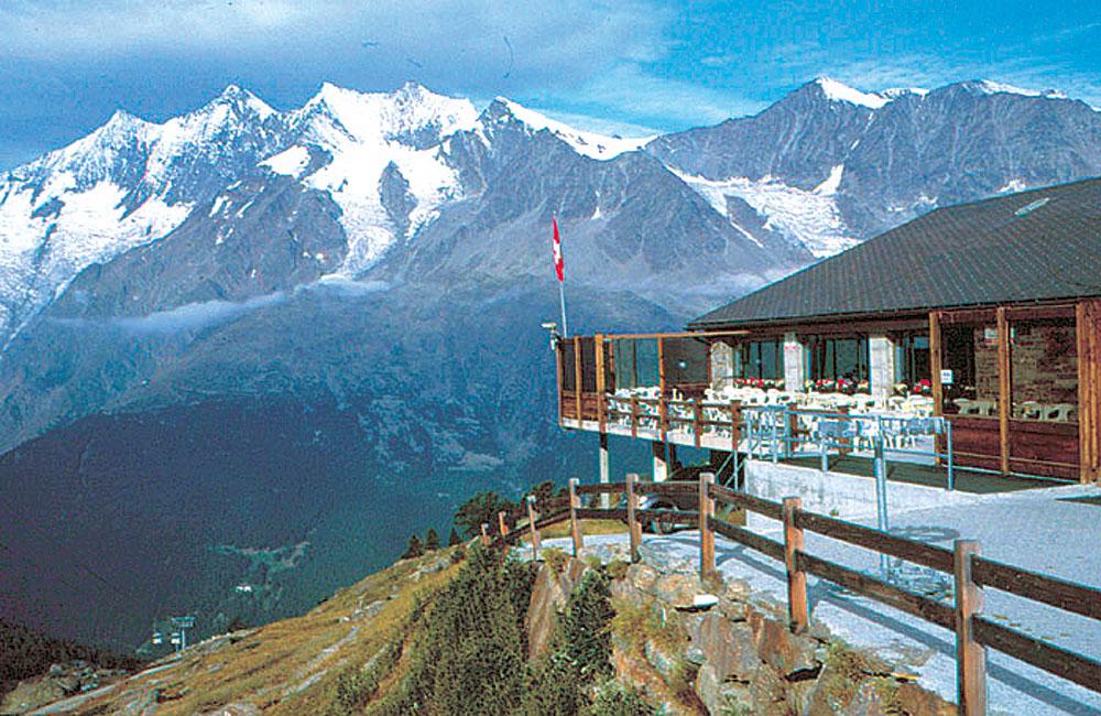 Svycarsko-vyhlidka