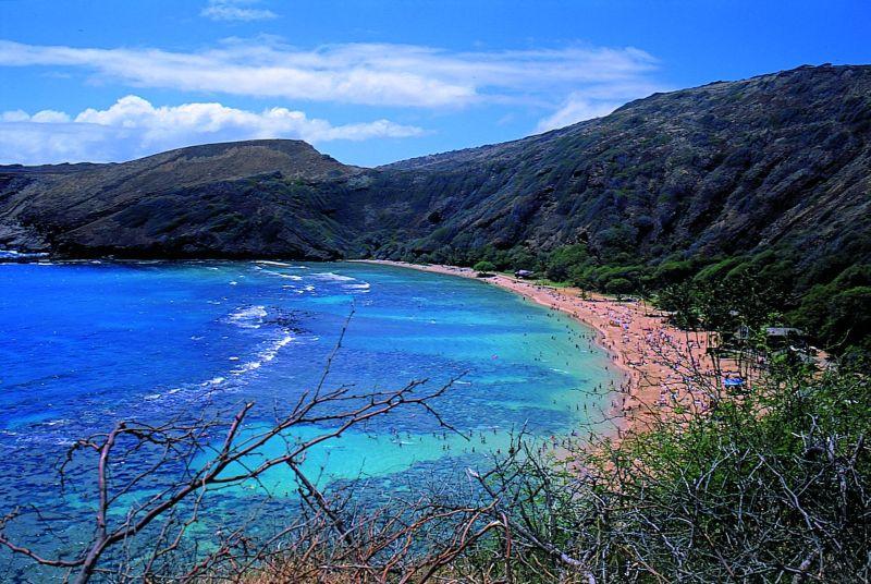 Foto - perly havajských ostrovů