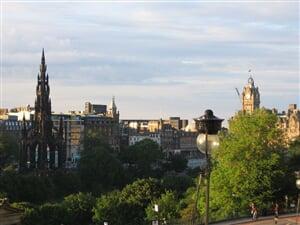 Edinburgh a Skotská Vysočina - pestrý víkend, 4 dny