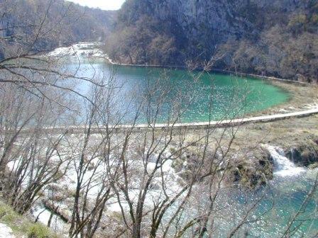 Foto - Chorvatsko - Národní Parky Chorvatska A Koupání