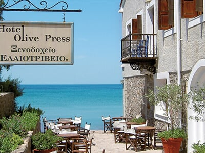 Hotel Olive Press
