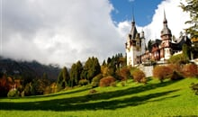 Rumunsko - Přes hory a kláštery do Drákulovy Transylvánie - hotel