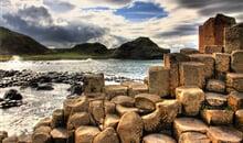 Irsko - Nejkrásnější místa Irska pěšky - hotel - bus