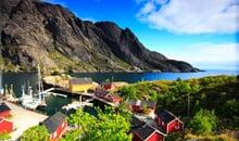 Norsko, Švédsko - Cesta na daleký sever - Lofoty