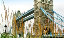 Velká Británie, Francie - Z Londýna do Paříže na kole