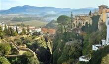 Španělsko - Andalusie, památky UNESCO a přírodní parky - letecky
