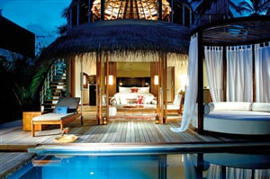 North Ari Atoll - W Retreat & Spa *****