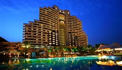 Fujairah - Le Méridien Al Aqah Beach Resort *****