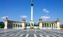 Maďarsko - Budapešť, lázně a Velikonoce ve skanzenu Szentendre