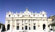 Na skok do Říma a Vatikánu - luxusní bus, kvalitní hotel se snídaní nebo polopenzí, průvodce.