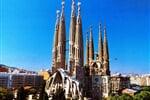 Barcelona-Sagrada familia