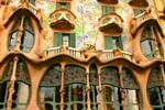 Gaudi-Casa Batllo Barcelona