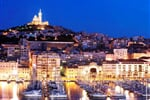 Marseille v noci