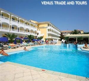 Laganas - poseidon beach *** hotel