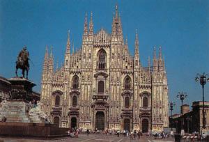 Itálie-Miláno