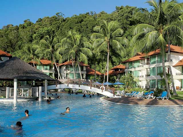 holiday at langkawi island