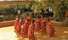Goa - riviéra Orientu (Indie), The Leela *****, Cavelossim Beach