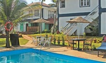Goa - riviéra Orientu (Indie), Santana **, Candolim Beach