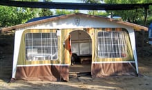 Camping TUCAN - karavany, autobusem