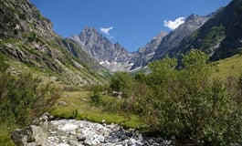 Pohodový týden v Alpách - Toulky provensálským Kavkazem NP Les Écrins