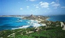 Itálie, Francie - Sardinie, Korsika