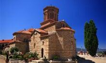 Národní parky Makedonie a Ohridské