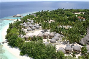 North Male Atoll - Bandos Island Resort & Spa ****