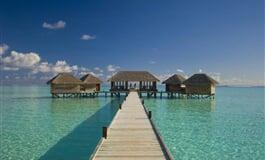 South Ari Atoll - Conrad Rangali Maldives Island *****