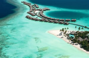 North Ari Atoll - Constance Halaveli Resort *****