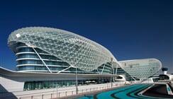 Abu Dhabi - Yas Island - The Yas Viceroy Hotel *****