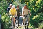 Na kole po Provence