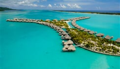 Bora Bora - The St. Regis Bora Bora Resort *****