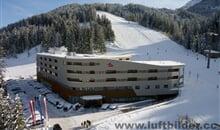 Kitzbuhel Fieberbrunn - AUSTRIA TREND ALPIN 4* - moderní hotel PŘÍMO u lanovky, WELLNESS v ceně