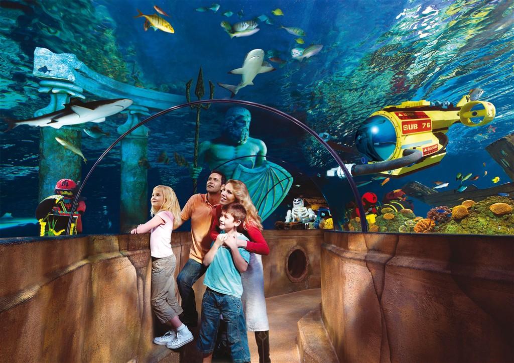 Mořské akvárium německo