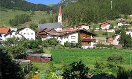 Pohodový týden v Alpách - Nauders - Srdce Alp