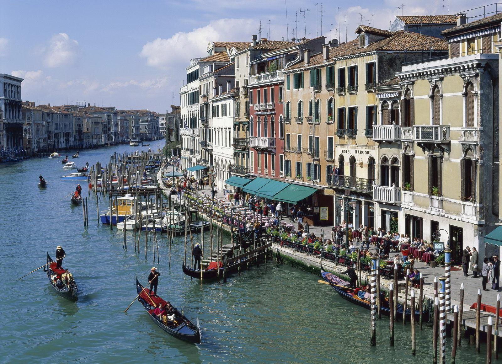 Itálie - benátky a karneval
