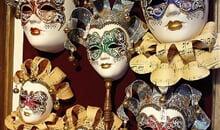 Itálie - Karneval v Benátkách **