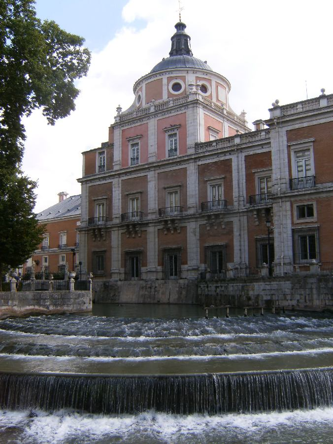 Poklady unesco E aranjuez palacio real 25