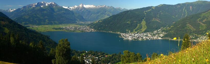 Pobyty - Alpy, moře, jezera