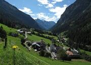 Pitztal - Alpenrose - léto v Alpách